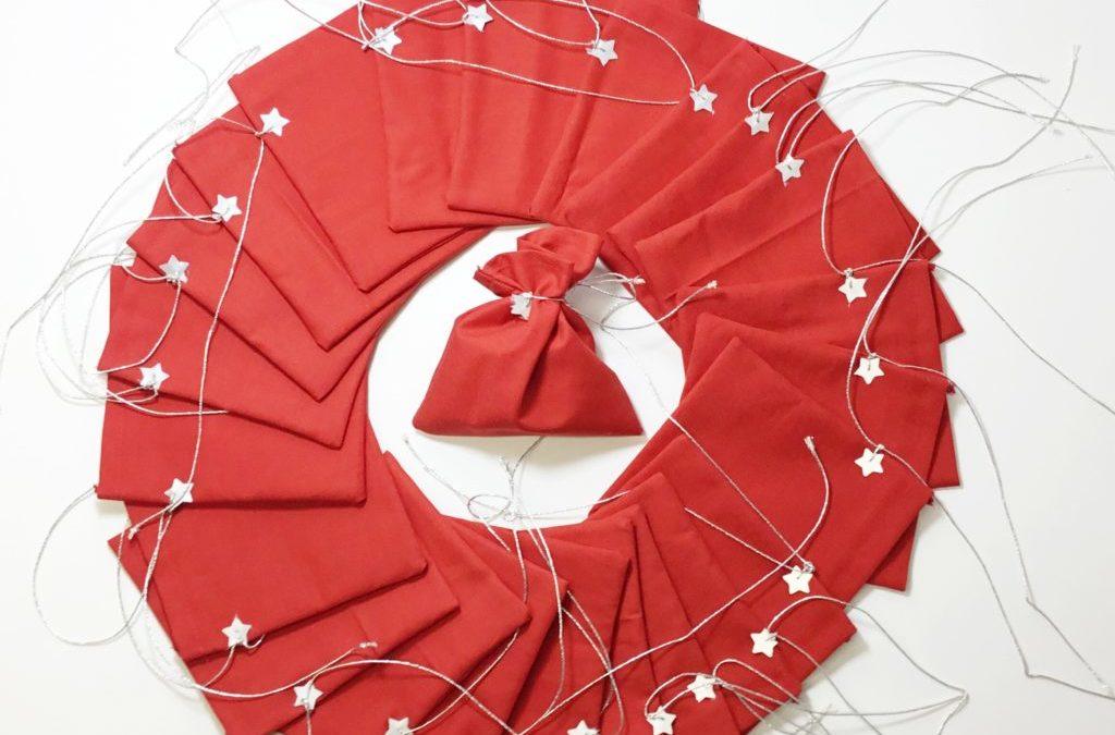 Punainen joulukalenteri – Niemikotisäätiön verkkokauppa